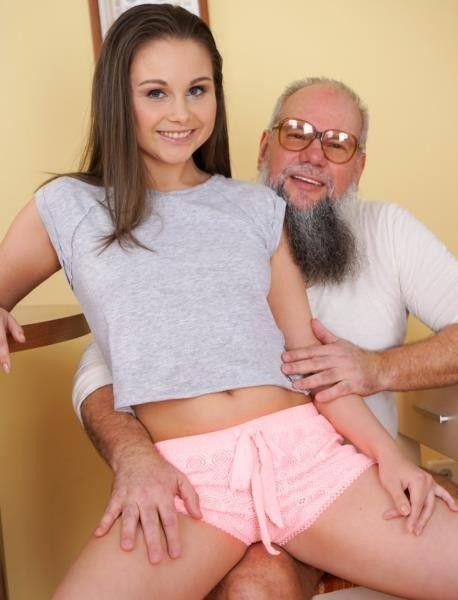 GrandpasFuckTeens – Liza Shay  – Tasting A Young Woman