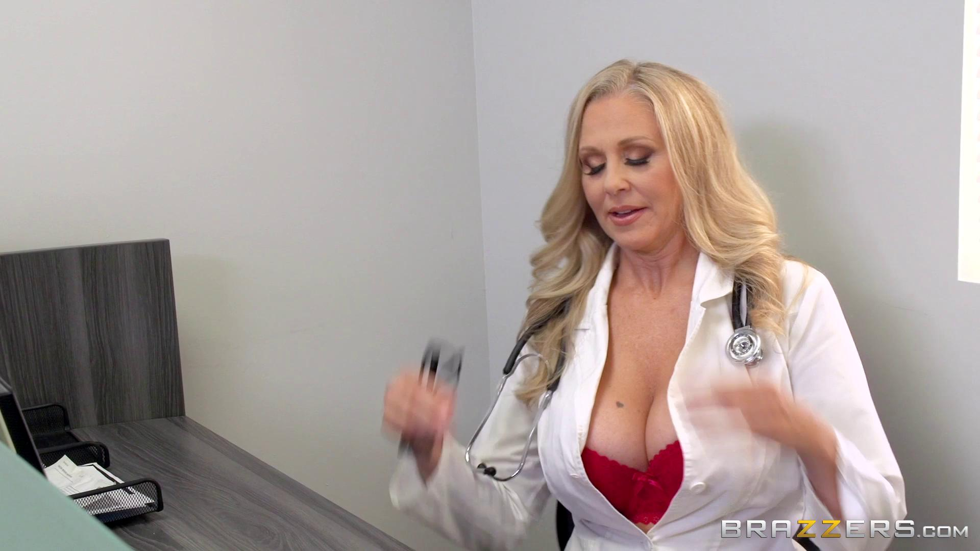 DoctorAdventures – Julia Ann Doctoring The Results