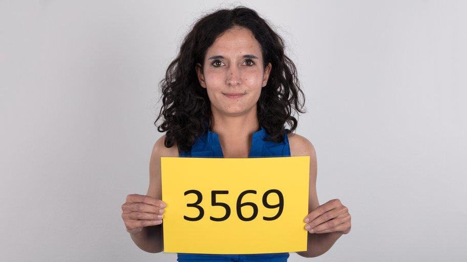 Czech Casting  Marketa 3569