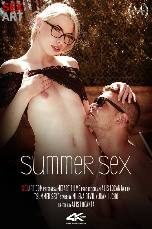 SexArt – Milena Devil – Summer Sex