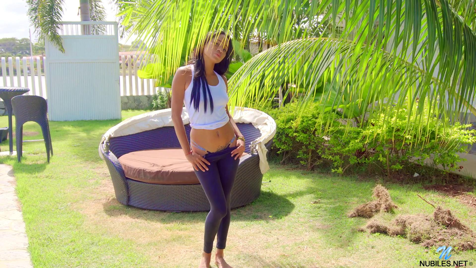 Nubiles – Sofia Suarez Exotic Cutie