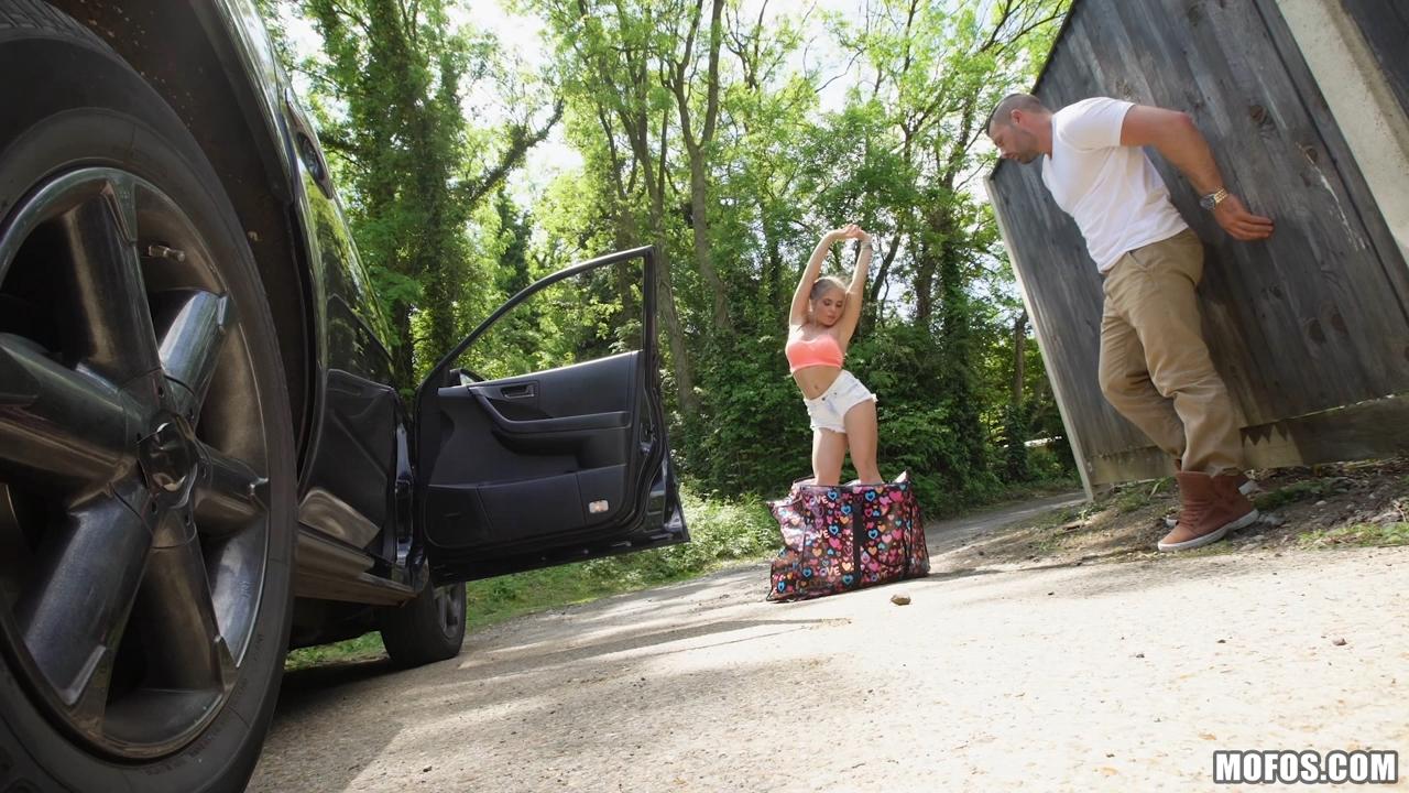 StrandedTeens – Alessandra Jane –  Russian Gymnast Pleasures Rescuer