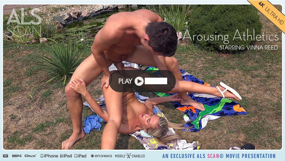 ALSScan – Arousing Athletics – Vinna Reed