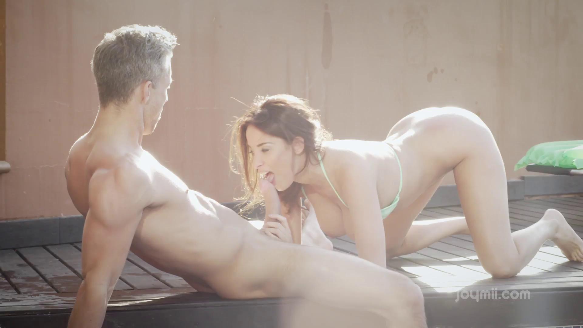 Joymii – Anissa Kate Sex By The Pool