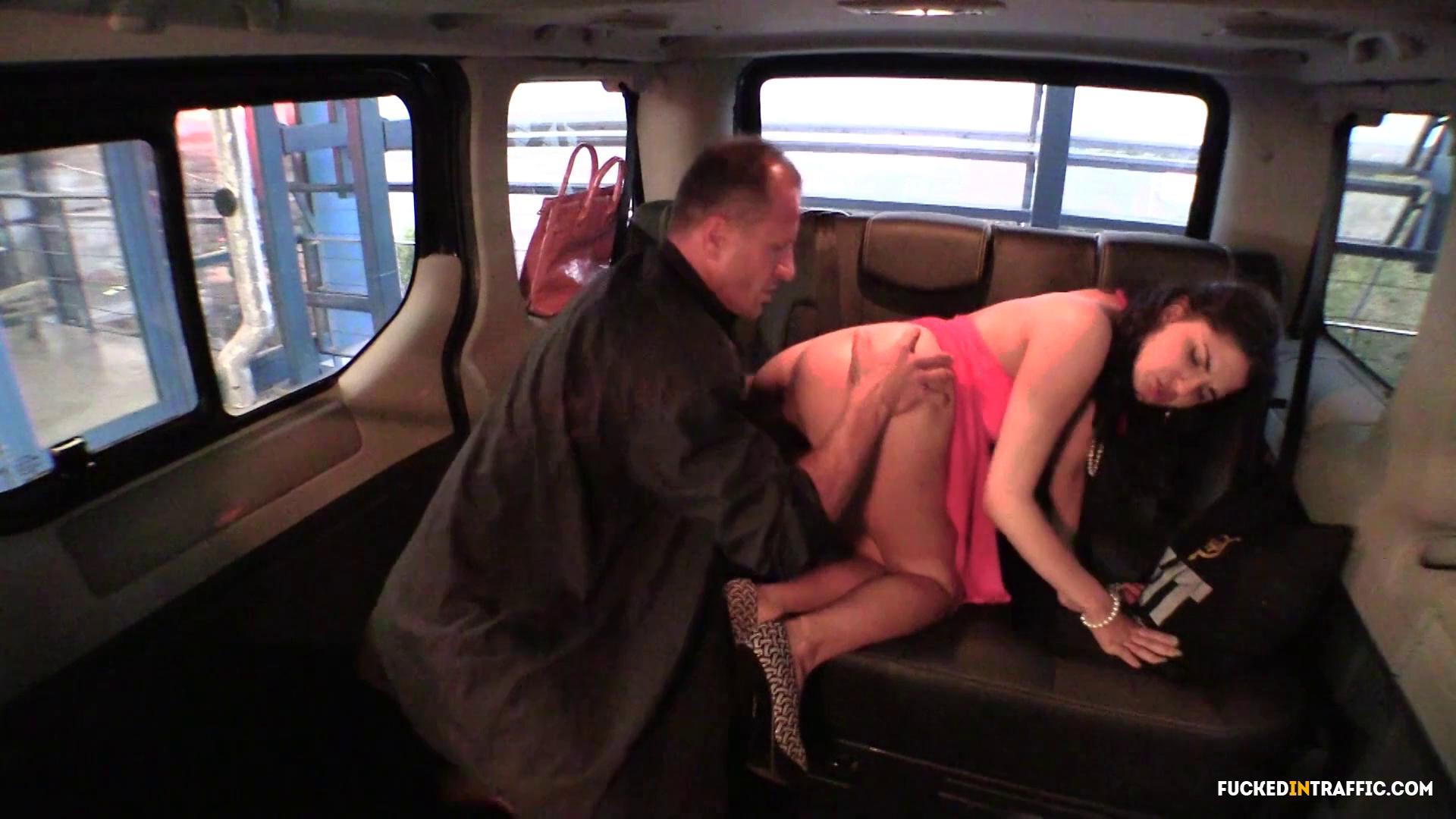 FuckedInTraffic – Francesca Dicaprio