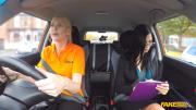 FakeDrivingSchool: Learner Has Intense Lesson to Pass – Jasmine Jae , Lexi Lou