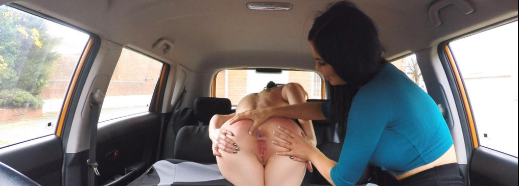 FakeDrivingSchool – Jasmine Jae , Lexi Lou – Learner Has Intense Lesson to Pass