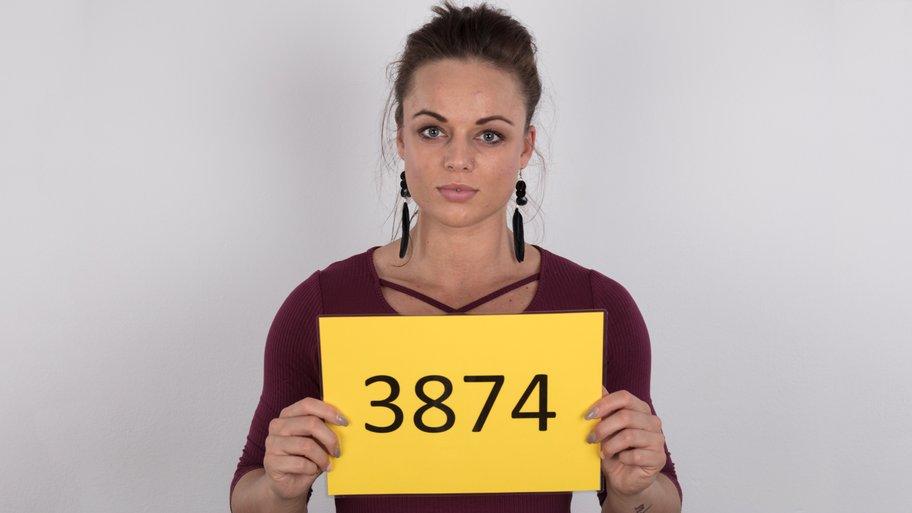 Czech Casting Tereza 3874