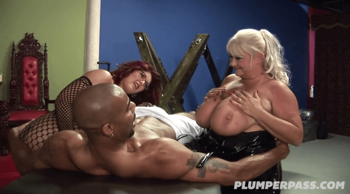 PlumperPass – Peaches Larue , Miss Shugar – Deluxe Package