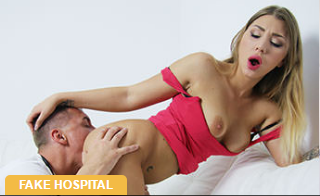 FakeHospital: Squirting Serbian Beauty Loves Cock – Vyvan Hill