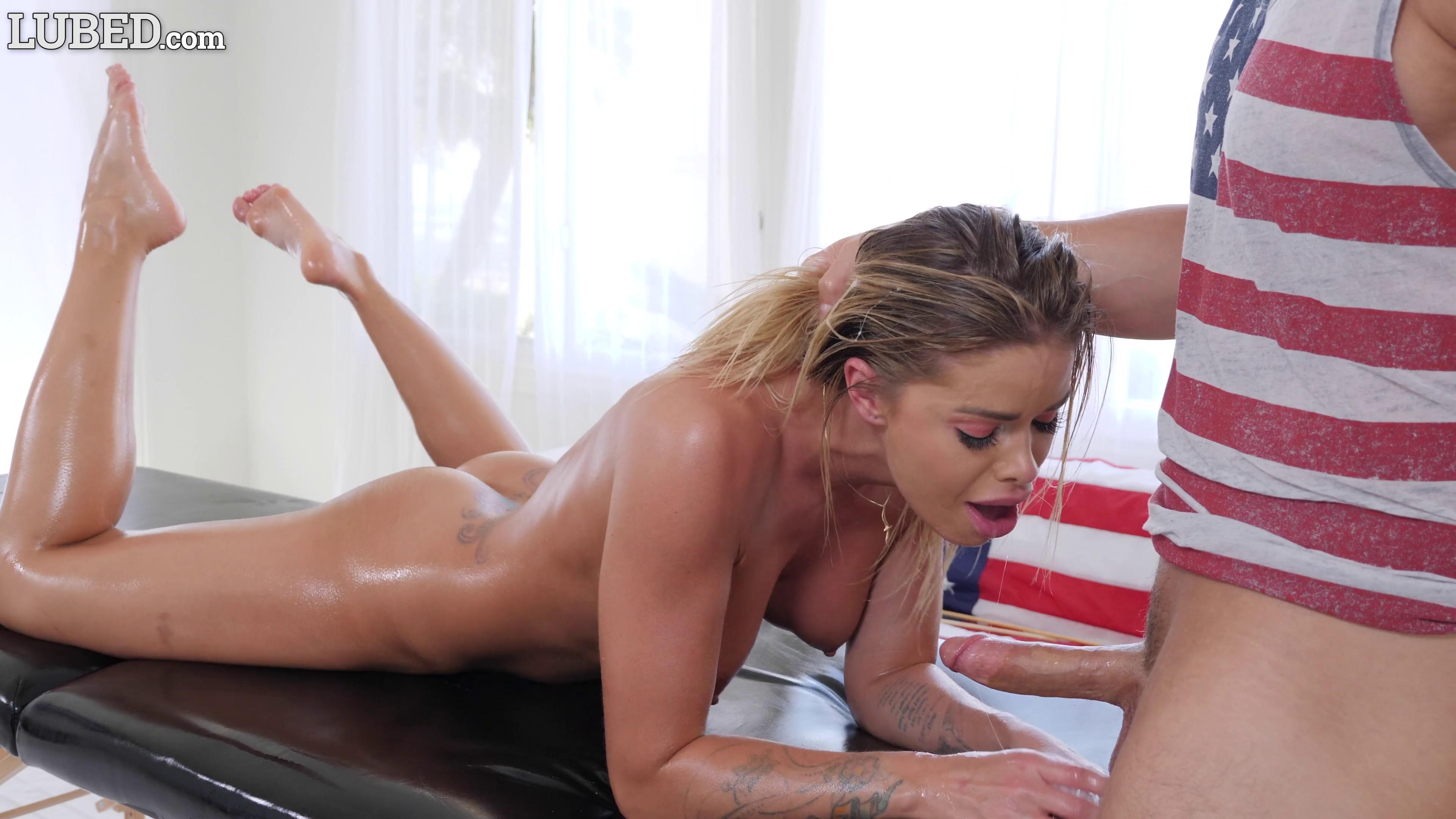 Lubed – Jessa Rhodes Wet And Wild On Independence Day