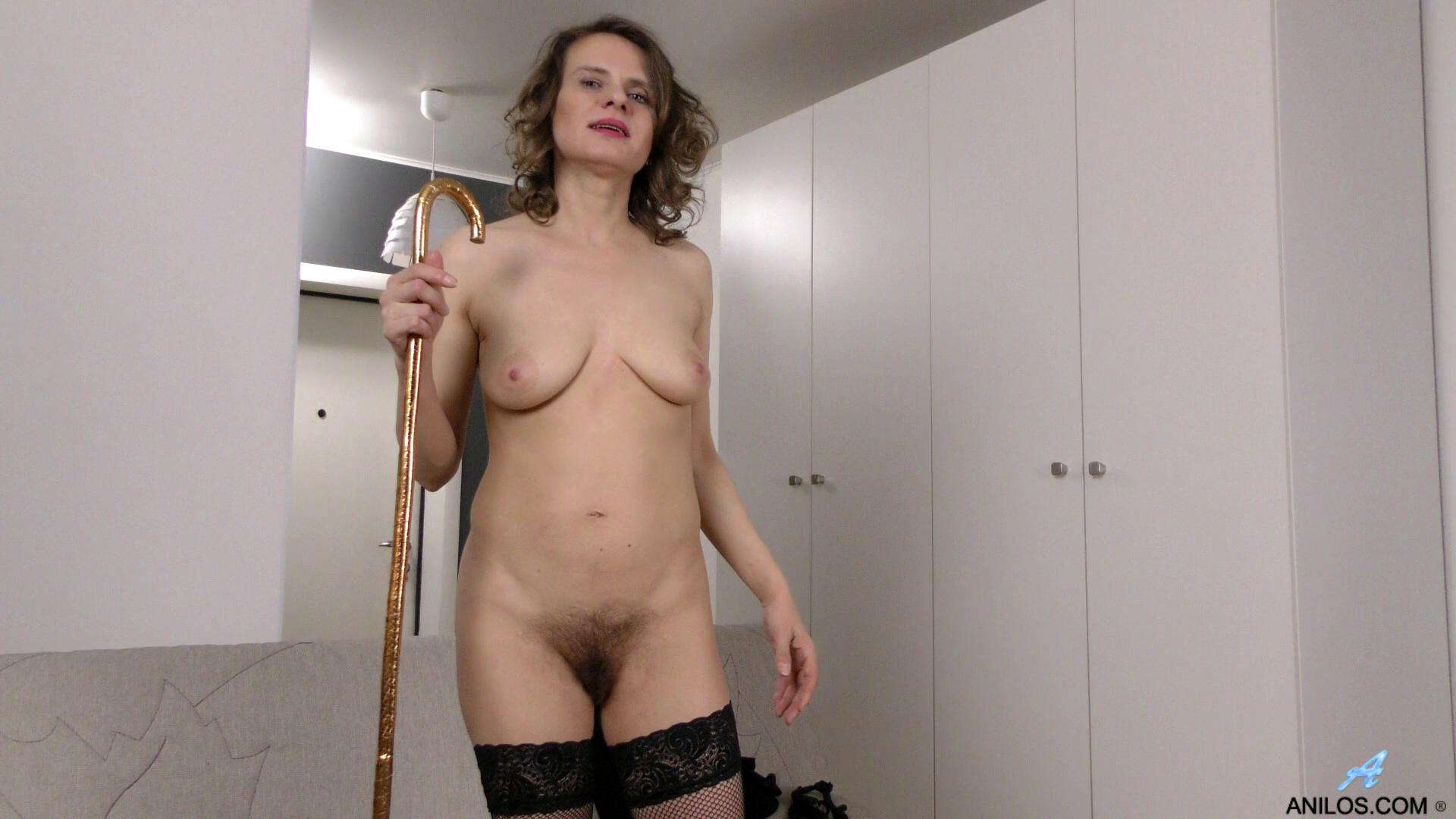 Anilos – Princess Mustang Teasing The Clit