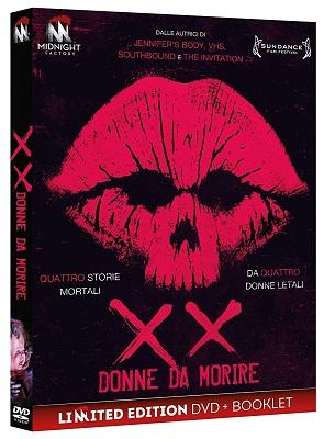 XX - Donne Da Morire (2017) DVD9 Copia 1:1 Ita Eng Subs TRL